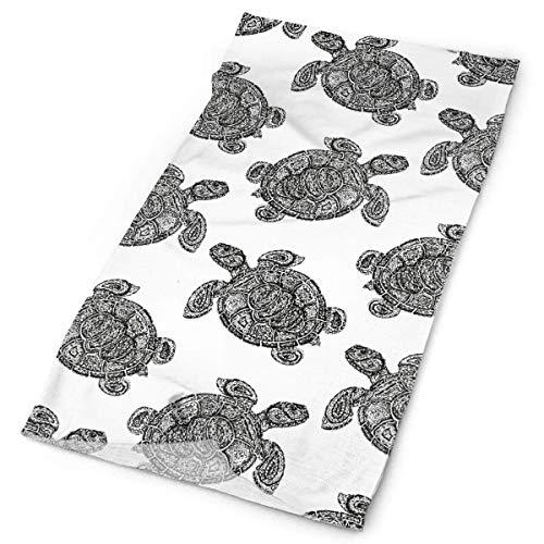 Bikofhd Stirnbänder Meeresschildkröte Kopfbedeckung Bandana Schweißband Gamasche Kopf Wickeln Maske Hals Outdoor Schal Multicolor8