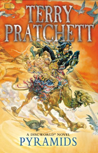 Pyramids: (Discworld Novel 7) (Discworld series) (English Edition) -