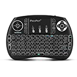 Backlight Mini 2.4Ghz Wireless Touchpad Keyboard And Mouse Combo For TV Box, Pad And More