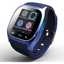 reloj inteligente pantalla táctil Sincronización de la información Recordatorio inteligente Multifunción Bluetooth Relojes regalo de cumpleaños M26