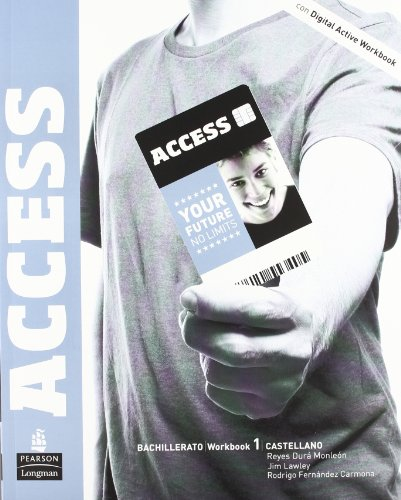 Access. Bachillerato 1 - Workbook 1-8435085110740