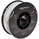 AmazonBasics Filament ABS pour imprimante 3D, 2,85 mm, Gris, bobine de 1 kg