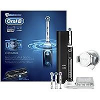 Oral-B Genius 9000N Cepillo de Dientes Eléctrico Negro Con Tecnología de Braun