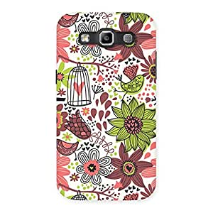 NEO WORLD Remarkable Pattern LXVIII Back Case Cover for Galaxy Grand Quattro