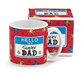 Best Burton Dad Mugs - Super Dad 13oz Coffee Mug/cup Great Gift Review