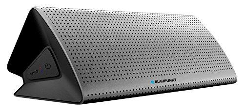 Blaupunkt BLP3200.143 - Altavoz inalámbrico Bluetooth, Manos Libres, Batería 2200mAh hasta 6...