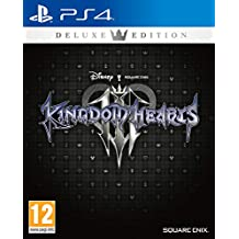 Kingdom Hearts III - Deluxe Edition - PlayStation 4