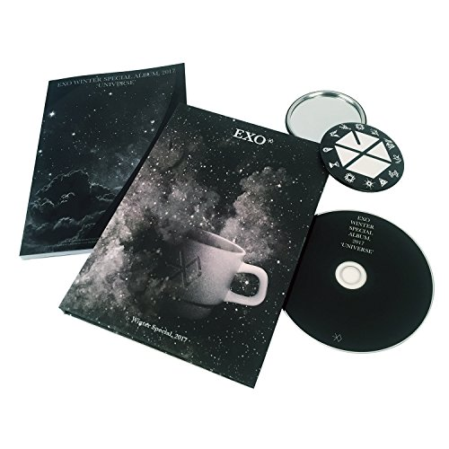 EXO 2017 Winter Special Album - [UNIVERSE]