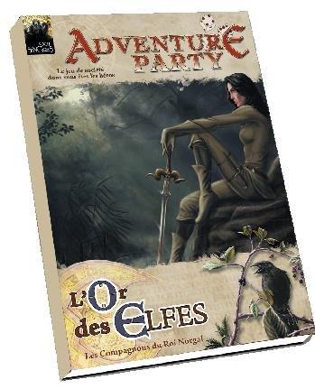 Les XII Singes - Adventure Party : L'Or des Elfes