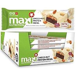 MaxiNutrition Fitnessriegel