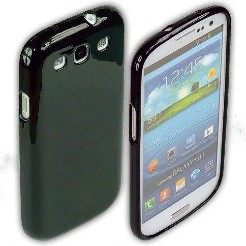 ABZ-S Rückschale für Samsung Galaxy S3 i9300 - schwarz (Mk Galaxy S3 Case)