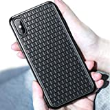 Baseus B® Luxury Grid Weaving CASE for iPhone X,XS Cases Ultra Thin Soft