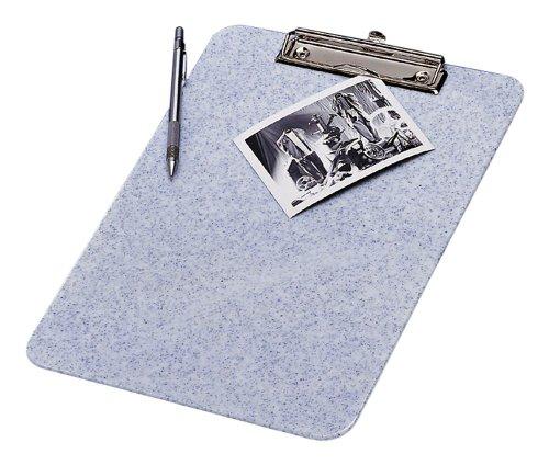 wedo-portapapeles-plastico-irrompible-bordes-redondeados-clip-de-metal-y-gancho-para-colgar-color-gr
