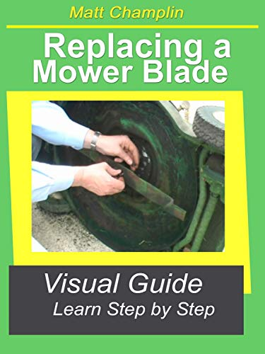 Replacing a Mower Blade: Visual Guide: Learn Step by Step