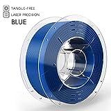 SainSmart PRO-3 PETG 3D-Drucker Filament, 1.75mm, Verwicklungs-Freier erstklassiger, 1KG Spule, Blau