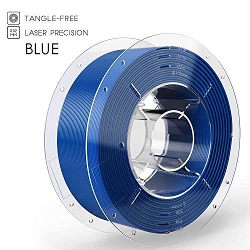 SainSmart PRO-3 Filamento de impresora PETG 3D premium sin enredos 1.7