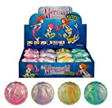 The Disnep Mermaid Princess Figure in Putty 30g Fun Kids Bag Filler Gift Slime