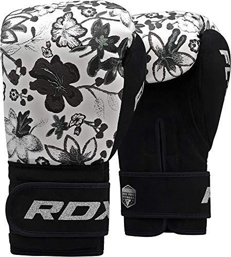 RDX Frauen Boxhandschuhe Gel Boxsack Damen Sparring Handschuhe Handschuhe Ausbildung Muay Thai