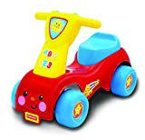 Fisher Price 8338-FP LP Push and Scoot Ride on Enfant, véhicule