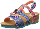 Desigual Girls' Wedge Bio Heels Sandals