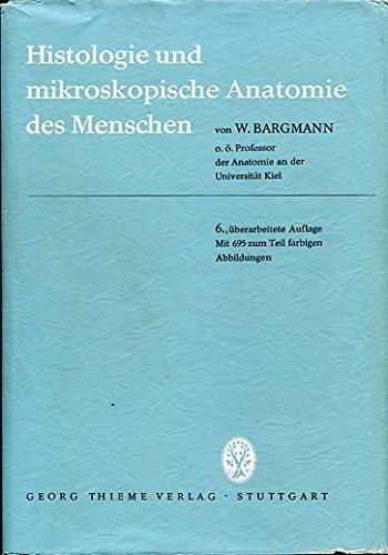 Download ☆ Histologie und mikroskopische Anatomie des Menschen PDF ...