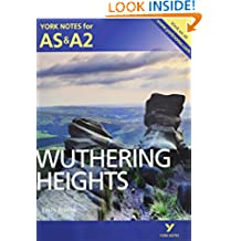 Wuthering Heights: York Notes for AS & A2 (York Notes Advanced)