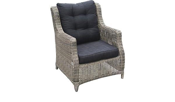 Lounge sessel chesterfield polyrattan braun  Amazon.de: Loungesessel Chesterfield Polyrattan