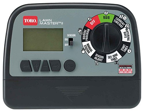 Toro Lawn Master – Programmateur de robinet, 6 stations