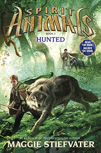Hunted (Spirit Animals, Band 2)