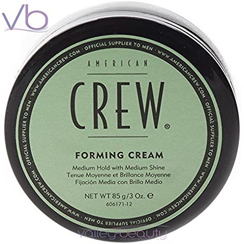 American Crew Forming Cream, 3 Ounce (Pack of 3) by AMERICAN CREW
