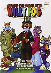 Around the World With Willy Fog - the Complete Series [Import anglais]