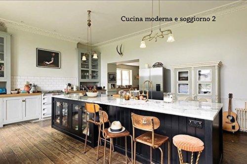 cucina moderna e soggiorno 2 (italian edition) ebook: n matsuura ... - Soggiorno E Cucina Moderna 2