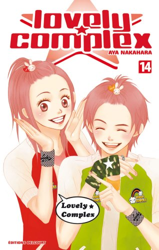 Lovely Complex Edition simple Tome 14