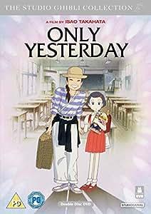 Only Yesterday [DVD] [2016]