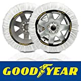 Best Snow Socks - GOD8015 - Snow Chains Snow Socks Goodyear ULTRA Review