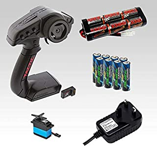 Absima Radio Control Car Radio Gear & Battery Combo - Top Level