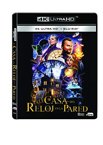 La Casa Del Reloj En La Pared (Blu-Ray + Uhd 4K) [Blu-ray]