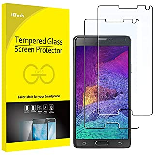 JETech 0860 Film de Protection d'écran pour Samsung Galaxy Note 4 en Verre Trempé - Lot de 2 (B00WLW5A50) | Amazon price tracker / tracking, Amazon price history charts, Amazon price watches, Amazon price drop alerts