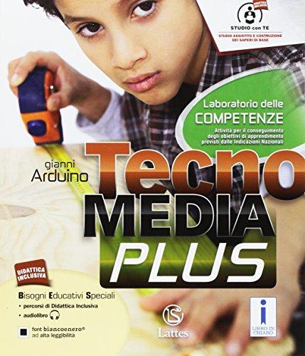 Tecnomedia plus. Laboratorio delle competenze. Con e-book. Con espansione online. Per la Scuola media