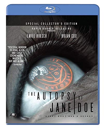 The Autopsy Of Jane Doe [Edizione: Stati Uniti]