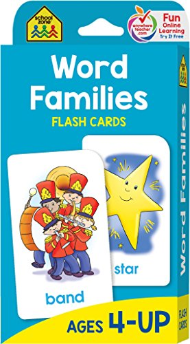 Flash Cards - Picture Words por School Zone