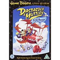 Dastardly And Muttley Complete Collection