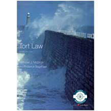 McBride and Bagshaw: Tort Law (Longman Law Series)