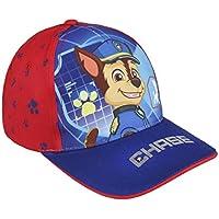Cerdá Premium La Patrulla Canina Chase Gorra de Tenis, Niños, Azul, 52-58 cm