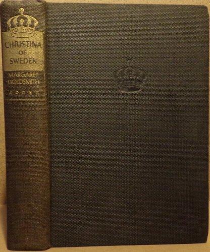 Christina of Sweden, a psychological biography,
