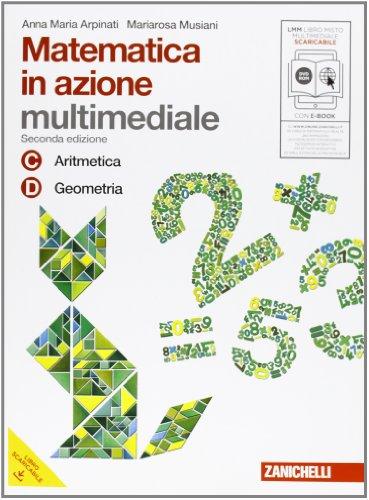 Matematica in azione. Con espansione online. Per la Scuola media. Con DVD-ROM: 2