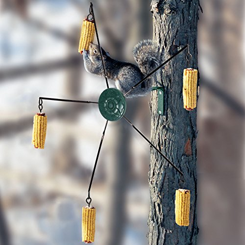 Woodlink 5560 Squirrel-Go-Round Squirrel Feeder