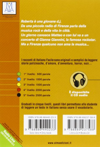 Radio Lina. Con CD Audio (Italiano facile)
