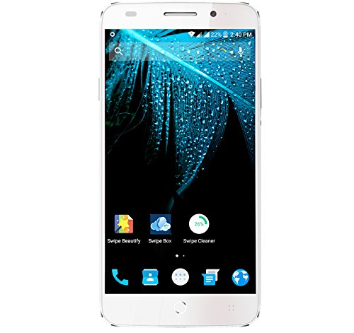 Swipe Elite Plus (2 GB RAM |16 GB ROM | Ivory White) (4G )