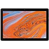 HUAWEI MediaPad T5 Tablet-Black (10.1 inch, 3+32GB, Wi-Fi + 4G LTE, 5 MP Rear Camera, 5100mAH Battery, 16.7M Colours, Dual Stereo Speakers, Children's Corner, Octa-Core Processor, Bluetooth)